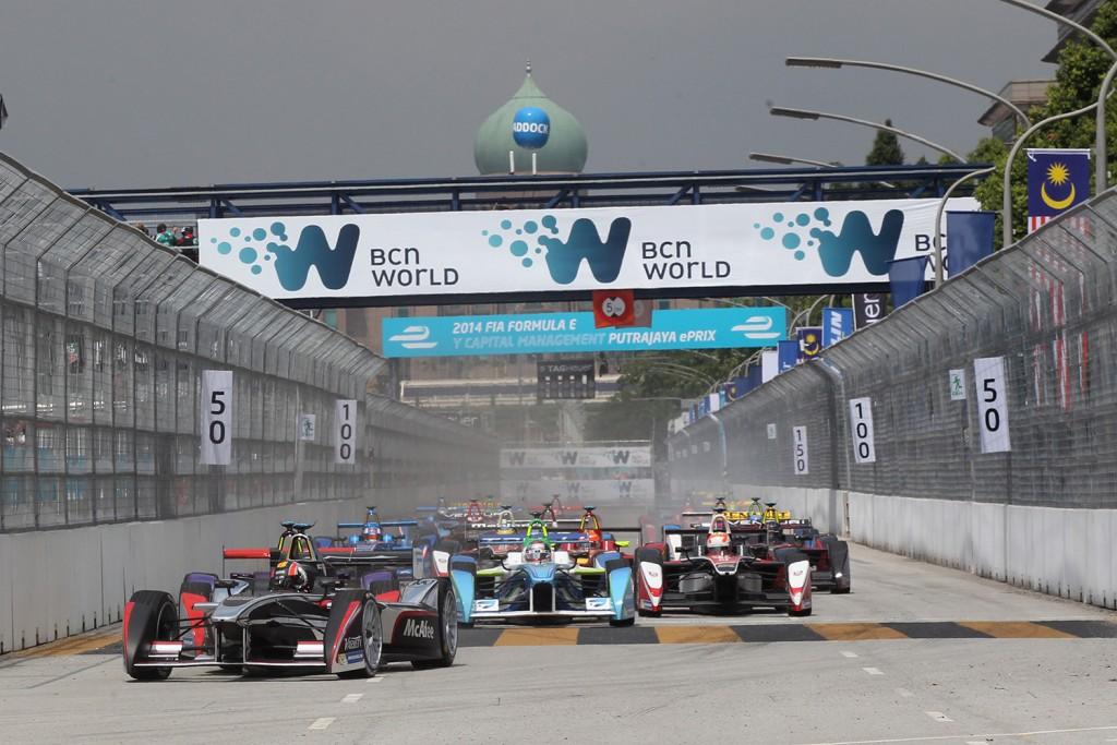 Putrajaya E-Prix Race 2014
