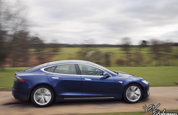 Tesla Model S EV Performance