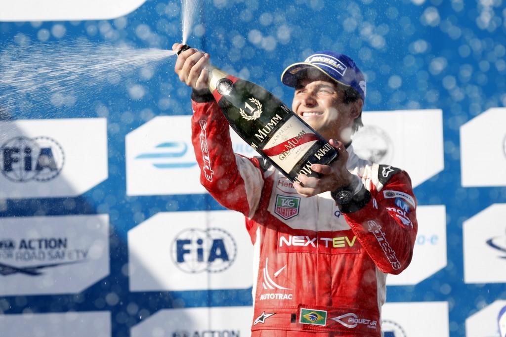 2014/2015 FIA Formula E Championship. Long Beach ePrix, Long Beach, California, United States of America. Sunday 5 April 2015 Photo: Alastair Staley