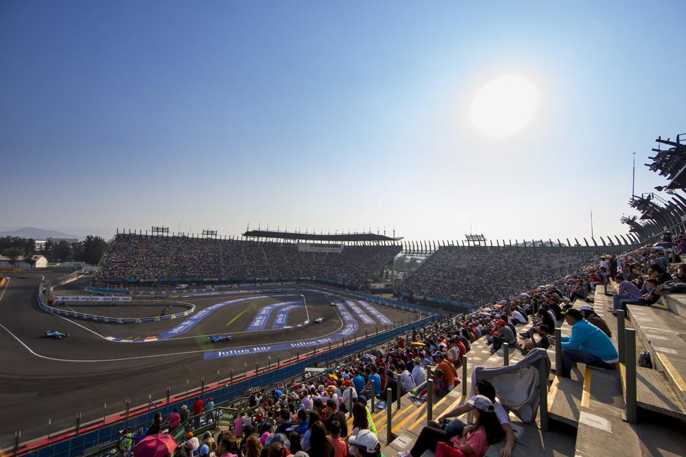 Mexico ePrix Formula E