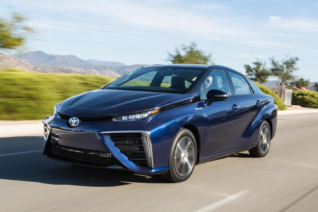 Is Toyota about to shift from hydrogen to battery EVs?