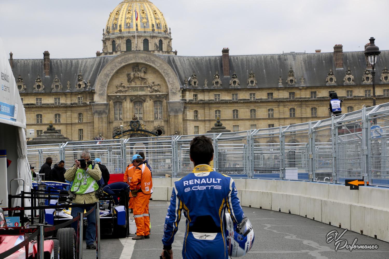 Nico Prost | Formula E Paris ePrix