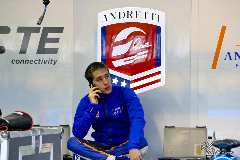 Robin Frijns | Formula E Paris ePrix