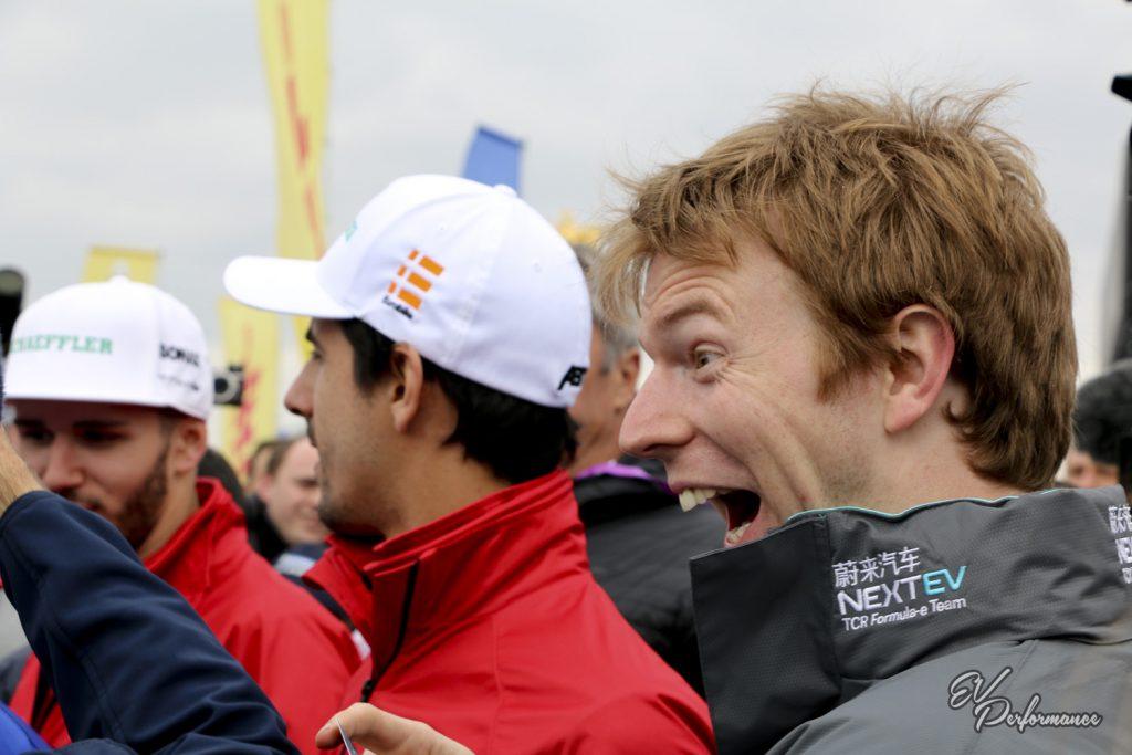 Oliver Turvey | Formula E Paris ePrix