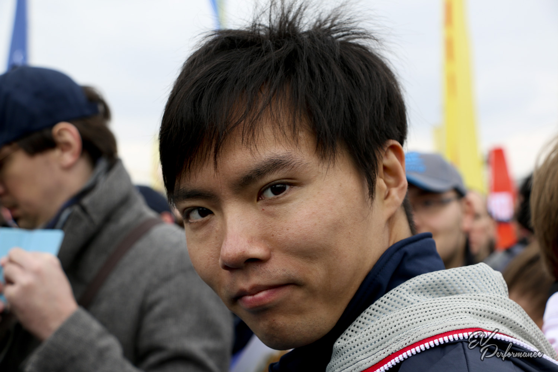Ma Qing Hua | Formula E Paris ePrix