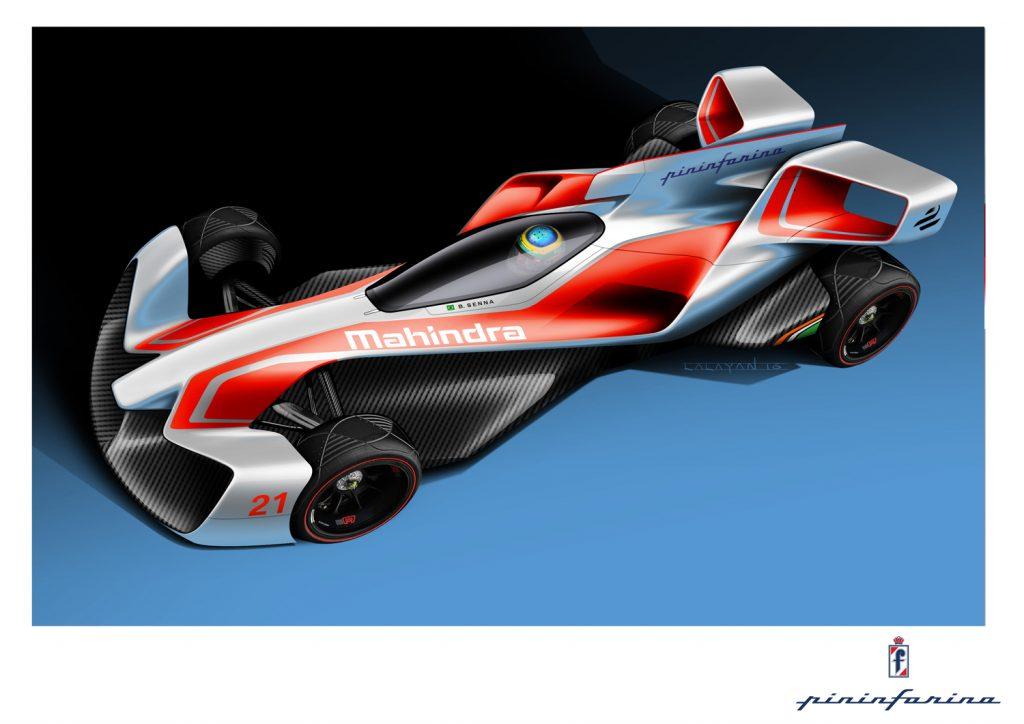 Mahindra Racing Pininfarina Concept B