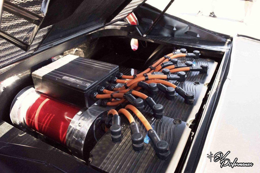 Ferrari 308 GTE electric