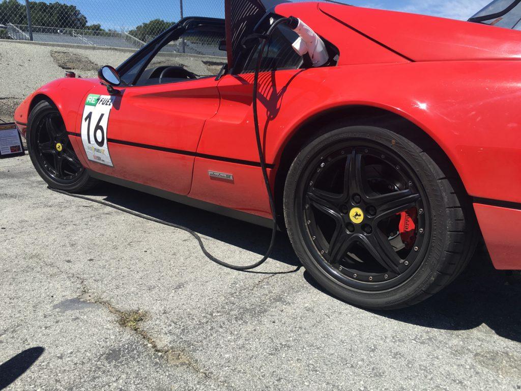 Electric Ferrari EV 308 GTE