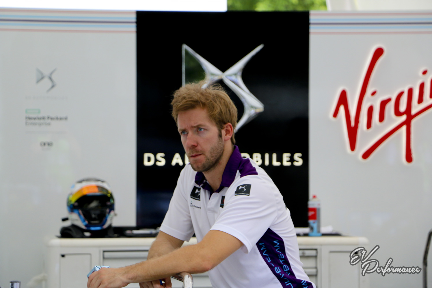 Sam Bird| Berlin Formula E ePrix