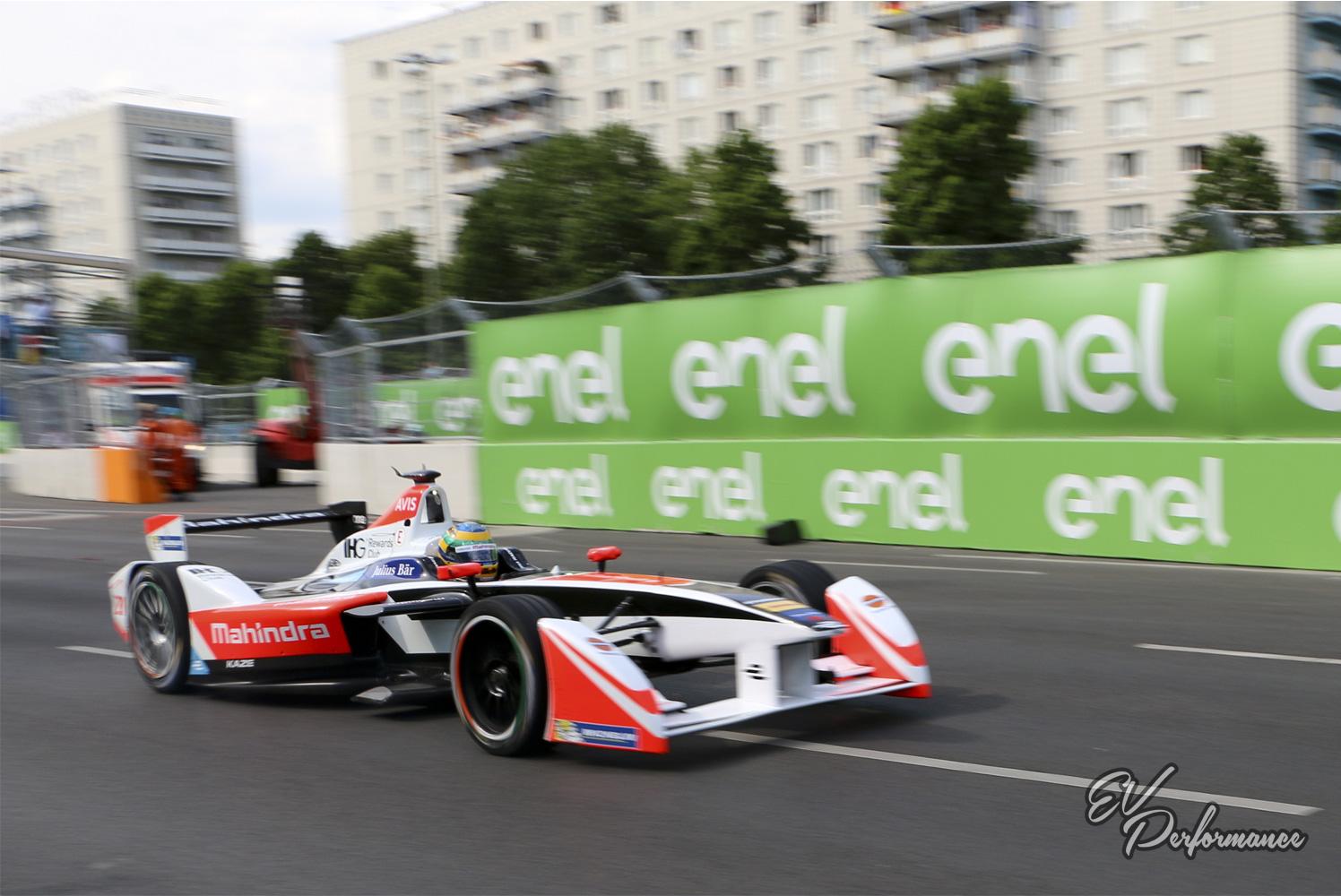 Mahindra | Berlin Formula E ePrix