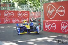 London Formula E ePrix Battersea Park 2016