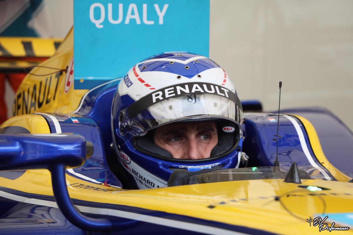 Nico Prost | Formula E London ePrix 2016